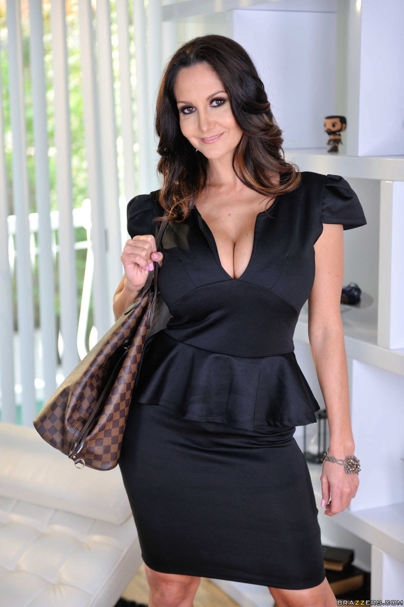 Ava Addams is Your Hot Boss | Slutty Lingerie